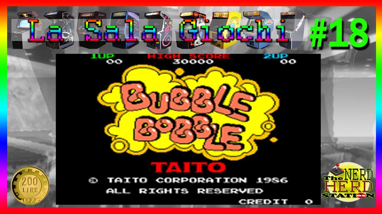 gioco bubble bobble intero