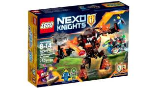 Lego Nexo Knights sets images released for jan 2016