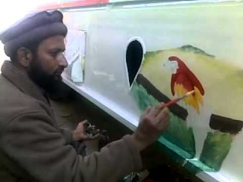 Fida Truck Art Al riyadh ksa And karachi pakistan 4