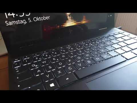 Überhitzung Lüfterabschaltung im Screenstandby +Tastaturbeleuchtungsausfall HP ENVY x360 13-ar0212ng