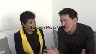 INTERVIEW: Nora Aunor, Brillante Mendoza on the tribe in ...