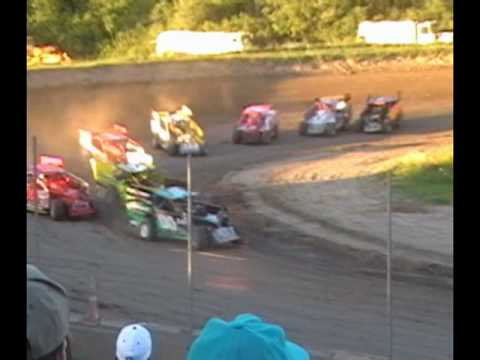 Penn-Can Speedway Heat 4 Clash At The Can