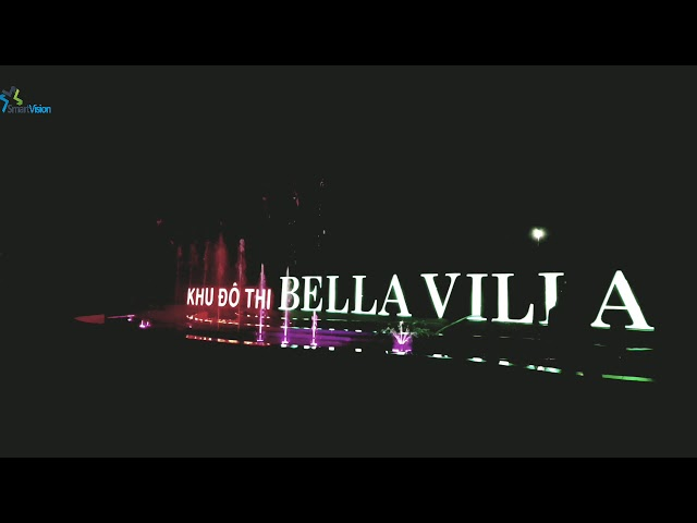 BELLA VILLA - NHẠC NƯỚC SPECTRUM - ALAN WALKER
