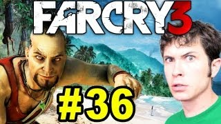 Far Cry 3 - BE FREE TIGER - Part 36
