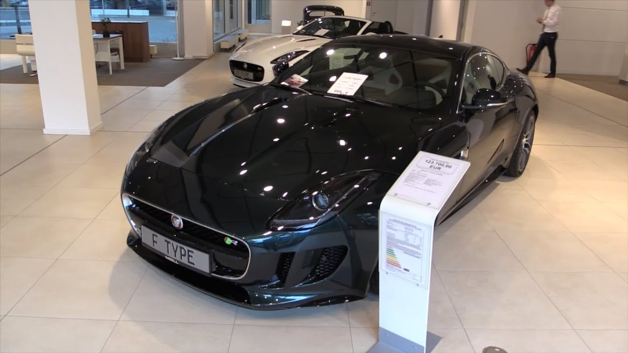 Jaguar F Type R Coupe 2015 In Depth Review Interior Exterior