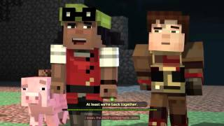 Minecraft Story Mode Episode 4 Review