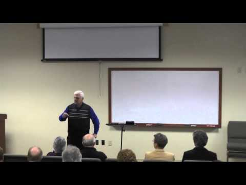 Tom Clark's Talk in King's Class