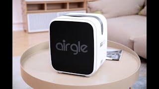 【產品介紹】 Airgle AG300 空氣清新機
