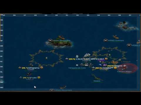 Seafight *B&W* Europa global 6