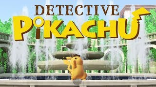 AUS: Solve Mysteries with Detective Pikachu!