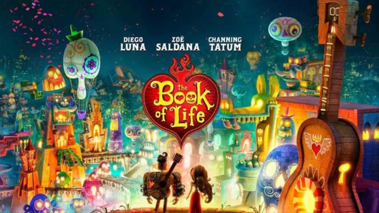 Descargar el libro de la vida en español latino!! HD 2015 - YouTube