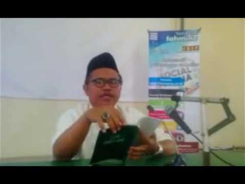 Pengajian Ramadhan 1438 H - HUJJAH AHLUSSUNNAH WAL JAMAAH : KH. MARZUKI WAHID #2