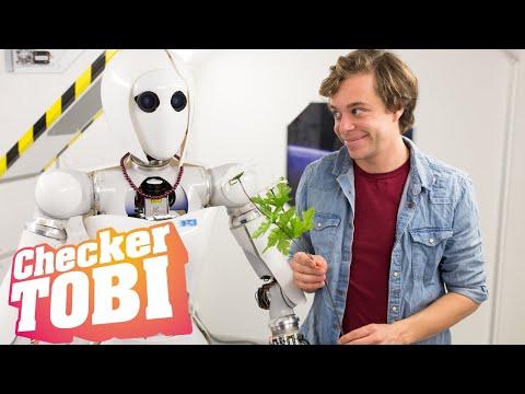 Der Roboter-Check | Reportage für Kinder | Checker Tobi