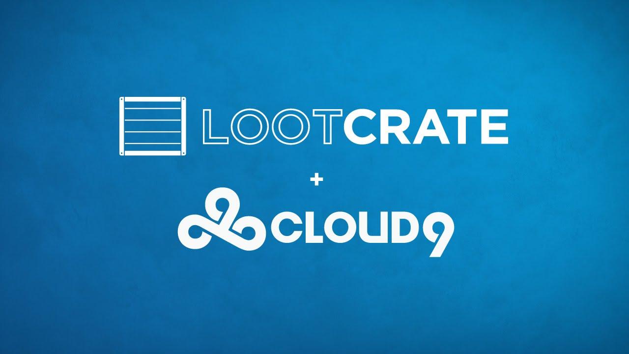 Loot Crate Sponsorship