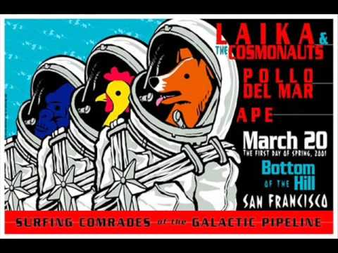 Laika and the Cosmonauts - The Ipcress File