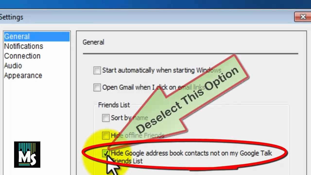 Google Address Book