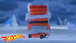 Epic Race Episode 4: Hot Headz on Ice! | Hot Wheels