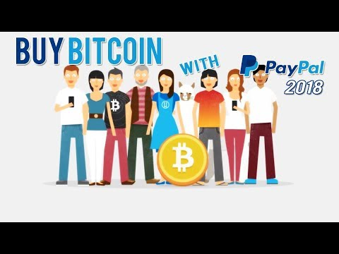 BEST WAY TO BUY BITCOIN WITH PAYPAL 2019 !! (And All Payment Methods)
