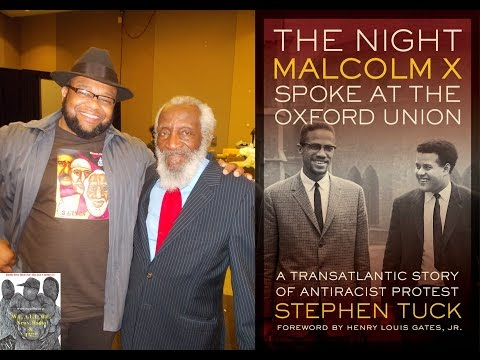 Baba Dick Gregory On The DisREspect Of Malcolm X