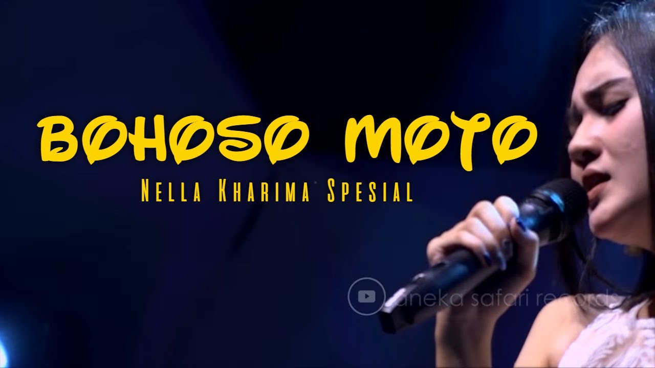 Nella Kharisma - Bohoso Moto ( Official Music Video ) #1
