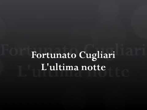 Josh Groban L'ULTIMA NOTTE -Fortunato Cugliari.