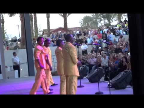 """The Spinners Live - 3.13.16 """"Could It Be I'm Falling in Love"""", """"It's a Shame"""""""