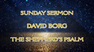 DAVID BORG THE SHEPHERD'S PSALM