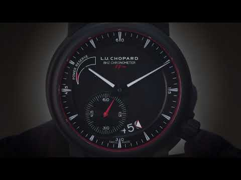 Instruction for Use of the L.U.C 8HF - presented by Chopard