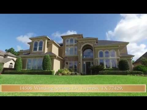 14506 Winding Springs Dr, Cypress, TX 77429, USA