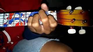 Gambar cover Dedeku sayang versi ukulele
