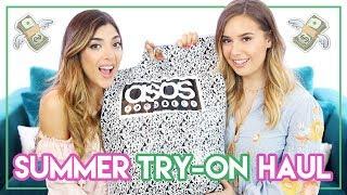 Summer Try On Haul 2017! | Amelia Liana & Hello October