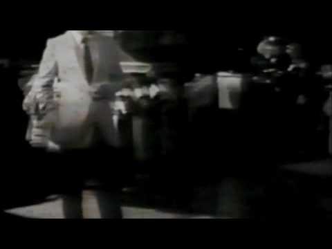 Jan Rabson as Rod Serling in an industrial movie.