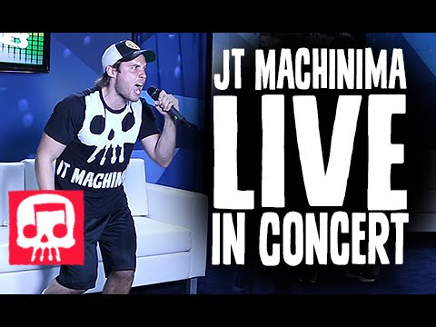 JT Machinima Live in Concert (FNAF 2 Rap, TF 2 Rap, and more)