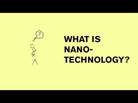 What Is Nanotechnology? | Andrew Maynard | Risk Bites