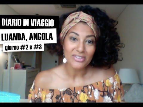 Luanda Angola, diario di viaggio - giorni 2 e 3 shopping, curiosità | IaraHeide