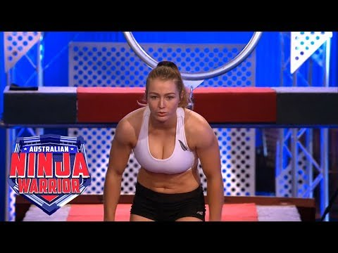 Ninja run: India Henry | Australian Ninja Warrior 2018