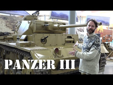 More than you want to know about the Panzer III
