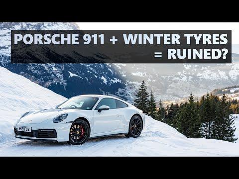 Do Winter Tires Ruin Supercars? ❄🏎