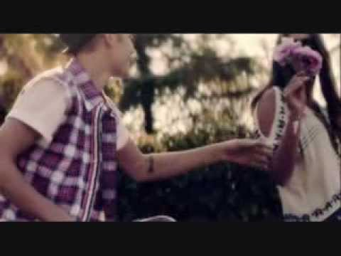 Justin Bieber and Stella Hudgens the story of us YouTube