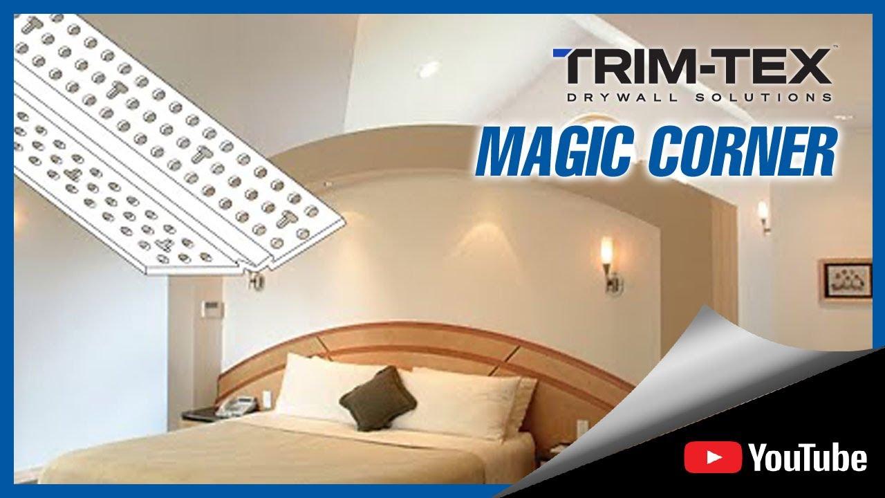 Trim Tex Magic Corner