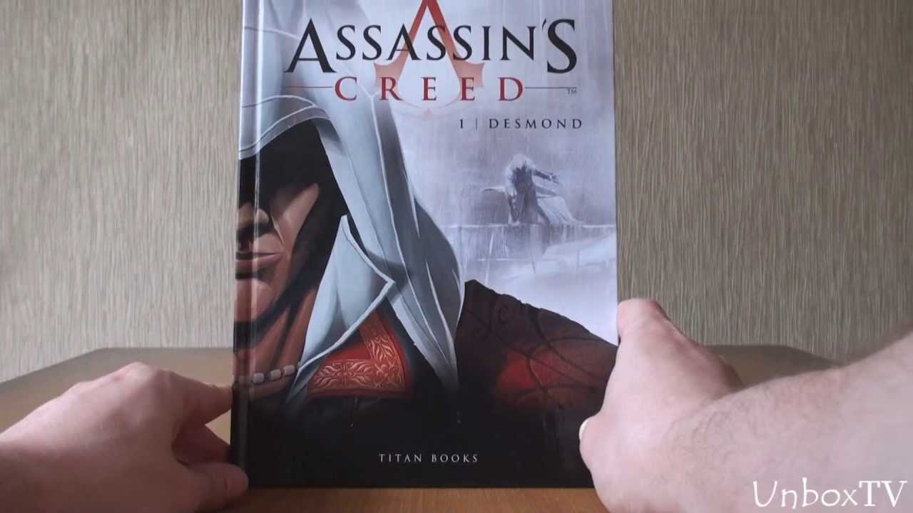 Assassin's Creed by Oliver Bowden series