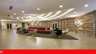 Обзор отеля Paloma Oceana Resort Luxury Hotel в Сиде Турция