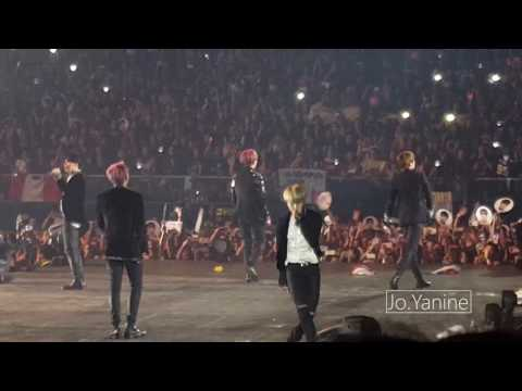 170311 BTS THE WINGS TOUR IN CHILE: Boy in Luv + Danger