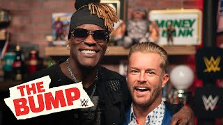 R-Truth & Carmella's epic reunion: WWE's The Bump, Oct. 23, 2019