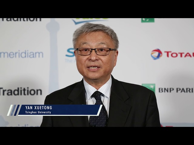 What's the impact of China's rise? Yan Xuetong