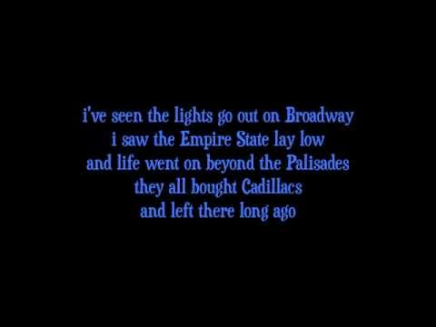 Mix - Miami 2017 (Seen The Lights Go Out On Broadway) - Billy Joel Lyrics [on screen]