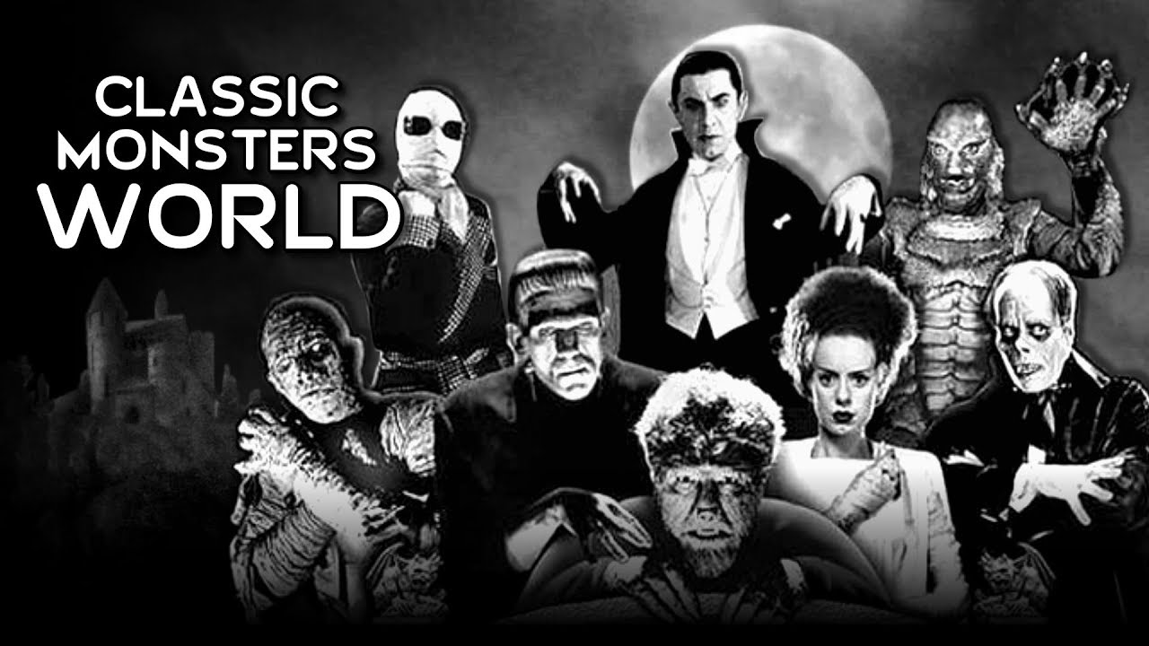 Universal Classic Monsters Land For Universal Orlando S New Park Epic Universe Youtube