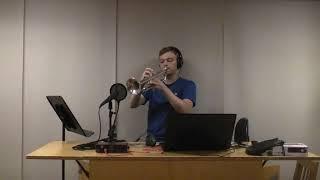 1-800-273-8255 - Logic ft. Alessia Cara & Khalid (Trumpet Cover)