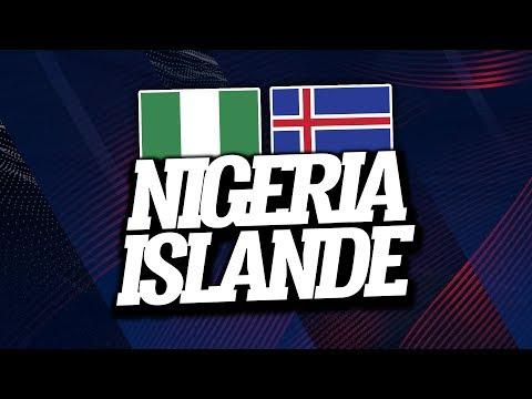 🔴 DIRECT / LIVE : NIGERIA - ISLANDE // Club House