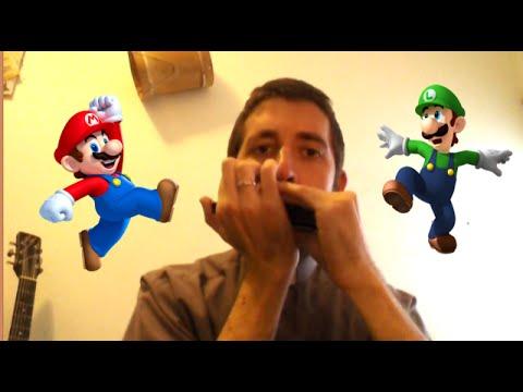 Harmonica harmonica tabs mario : Mario Bros con armónica - YouTube